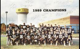 As the first team in South Carolina ever to win 15 games in a row, the 1989 team etched its name in the history books. The team was led by head coach Stuart Holcombe.