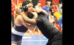 Eastside knocked off Hillcrest at the Greenville County Wrestling Championships last week at Blue Ridge High.