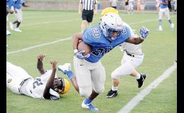 Byrnes will host the Yellow Jackets at Nixon Field in a Week 0 clash this Friday.