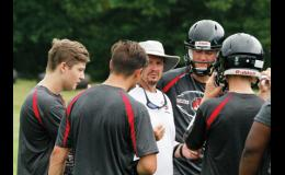 The Blue Ridge football team wrapped up 7-on-7 competition in July and will now prepare for its first game against Belton-Honea Path on Aug. 19.