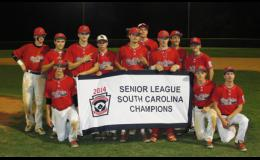 A team from Blue Ridge is on its way to Florida this weekend to compete for a chance to appear in the Senior League World Series representing South Carolina.