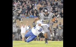 Antonio McGowan and the Byrnes defense knocked off rival Gaffney by a score of 29-7 Friday night on the road.