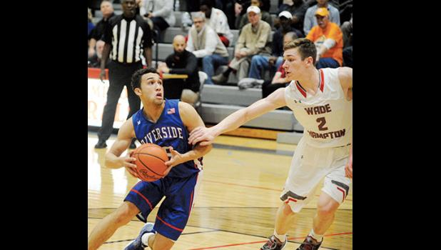 The Warriors were ousted by Wade Hampton in the first round of Class AAAAA playoff action.