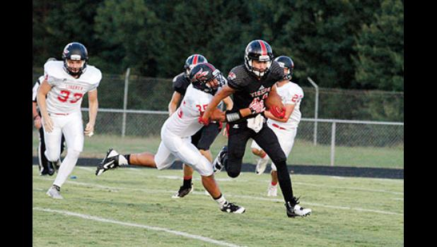 The Blue Ridge football team struggled against Liberty and will look to bounce back this week against Chapman.
