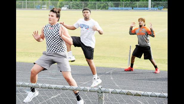 Spartanburg District Five is continuing summer workouts for student athletes; although, some districts around the state have stopped.