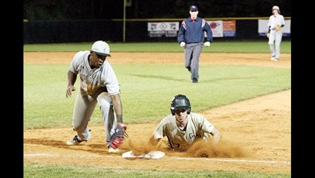 The Greer baseball team could lock up second place in the region with a win over Blue Ridge this week.