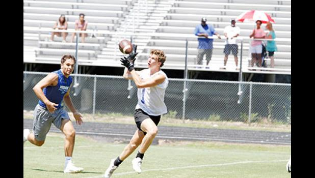 Riverside's new offense will feature the option, along with some RPO passing schemes.