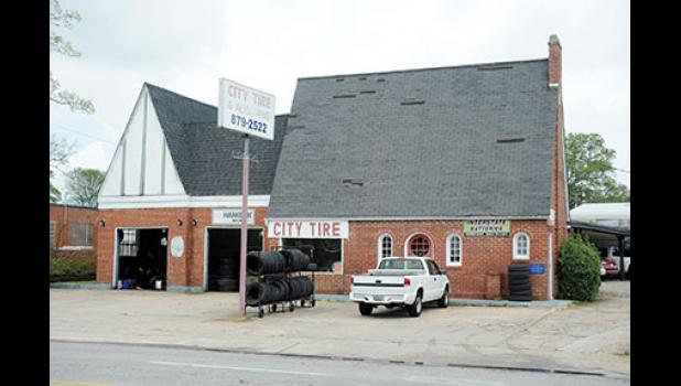 Plans are in the works for City Tire to build a new site after more than 60 years on Poinsett Street.
