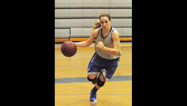 The Lady Rebels are relying on several underclassmen at key positions this winter.