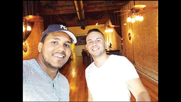 Elias Jose Falero, owner and operator of La Calle: Caribbean Cuisine, will soon open a restaurant in downtown Greer.