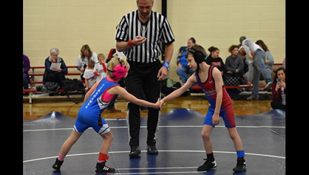 Five Greer-area wrestlers had top finishes at the South Carolina Youth Wrestling event.