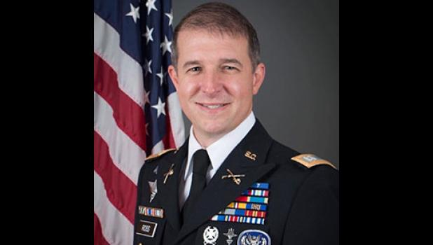Major Jason Ross will soon become the new Second Battalion Commander for the Upstate region of the South Carolina State Guard.