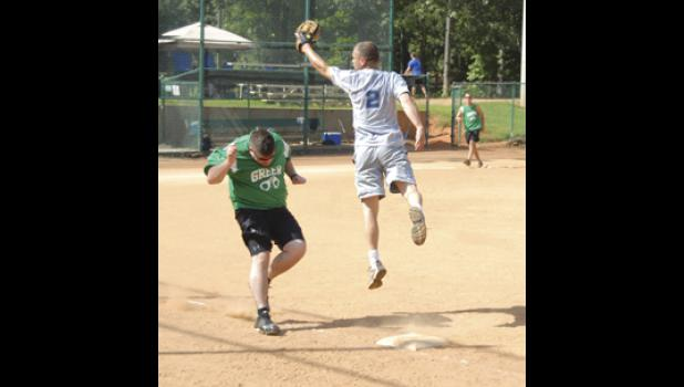 The Greer Police Department will host a softball fundraiser on Saturday at Century Park.