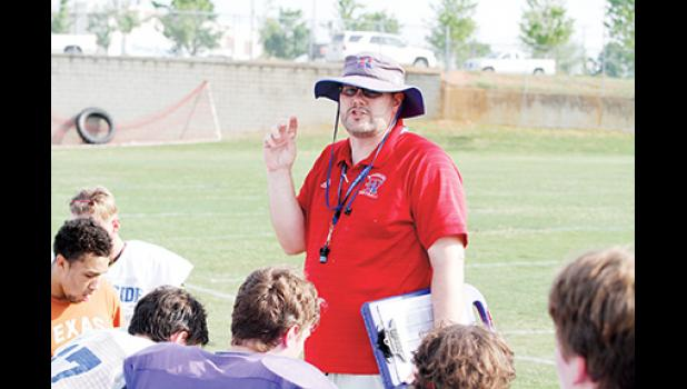Rick Martin is moving from offensive coordinator to head coach of Riverside High's football team, the Warriors.