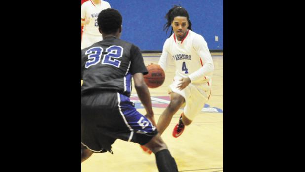 Myles Smith and the Riversid Warriors bounced back from a loss to Eastside to defeat Blue Ridge last week.
