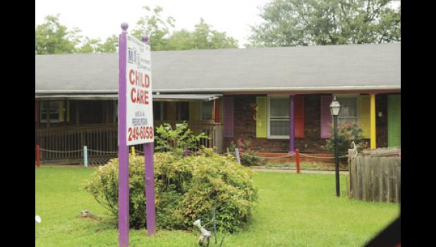 Greer Police say a child from Main Street Daycare in Duncan was left at Kid's Planet in Century Park last week.