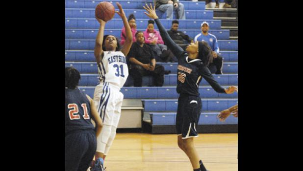 Despite a round one victory over Chester, Kennedy Taylor and the No. 2 Eagles were unable to advance past Belton-Honea Path, falling 41-38.