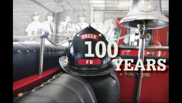The Greer Fire Department will celebrate 100 years of service in November. The milestone occasion will be marked with several events, including an open house.