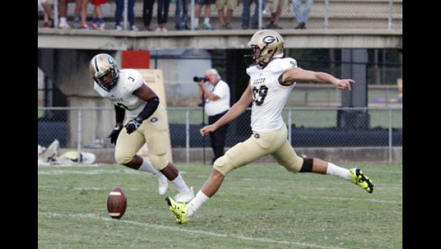 The Yellow Jackets were without much error last Friday night, notching a 40-8 season opening win over Clinton on the road. Greer will see it's first home action this Friday night as the Jackets take on Riverside at Dooley Field.