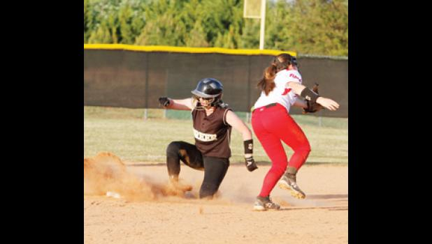 The Lady Jackets will have to bounce back after a 10-0 loss to Union County in the Class AAA District playoffs.