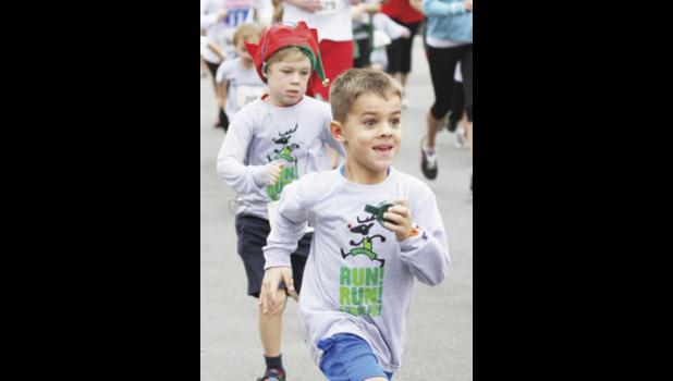 The annual Jingle Bell Jog is set for Saturday, Dec. 10.