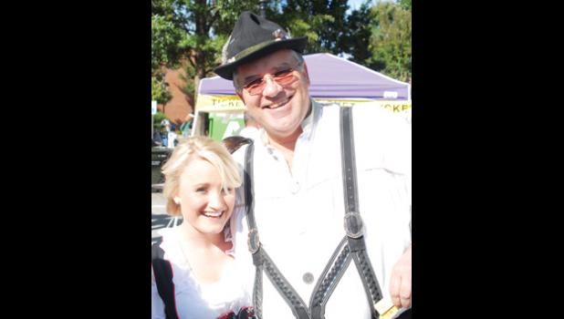 Oktoberfest will return to downtown Greer this year following a rain-out in 2015.