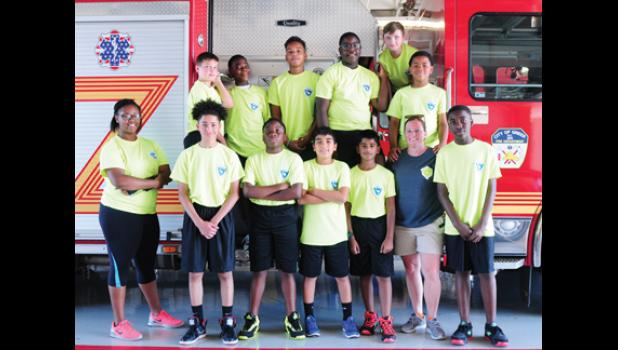 The Greer Police Department will graduate its fourth Youth Citizen's Academy class on Friday. The cadets have spent the past two weeks learning teamwork, leadership and policing methods through the program.