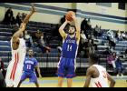 The Riverside boys basketball team is red hot, having won nine of its last ten games. The Warriors are 3-0 in region play.