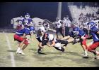 A late scramble gave Blue Ridge its second win of the season, as the Tigers topped Riverside 28-27 on the road last Thursday. The Warriors are now 1-2 on the year.