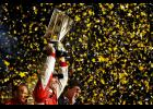 Kevin Harvick recently won the season finale at Homestead-Miami Speedway last Sunday to claim his first series championship.