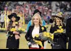 Laura Brown was crowned Greer High Homecomig Queen during Friday's game against Eastside. Class representatives included: Jasmine Woodruff (freshman); Carson Hannon (sophomore); Deasia Scott (junior); and Hannah Perry (senior).