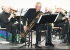 The Carolinian Upstate Senior Jazz Band performed at the City of Greer Center for the Arts Saturday.