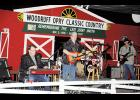 The band Real Country performed at the Woodruff Opry, located at 517 Cross Anchor Road, last Saturday night.