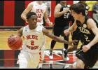 Blue Ridge pulled away from Greer last Thursday, holding on for a 71-60 win at home.