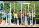 Members of First Presbyterian will be working with Habitat for Humanity to help families in the Greer area.