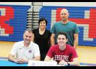 C.J. Cluck will attend Erskine College to play soccer.