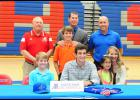 Baseball: Austin Fahr committed to playing his college baseball at UNC Asheville next season.