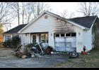The fire department responded to a call on Coldbrook Drive Monday morning in Greer.