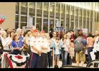 Ninety veterans from South Carolina and North Carolina participated in the 18th Honor Flight hosted by Greenville-Spartanburg International Airport.