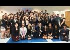 The Riverside High Speech and Debate team won the Queen City Tournament at Charlotte Catholic High School in Pineville, North Carolina last week.