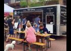 The Brooklyn Art Library's Mobile Sketchbook Truck will be on location at USC Upstate on Sept. 18.