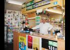 Everett Gregory has been the owner of Sunnyside Grocery for 47 years.