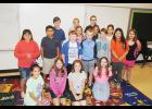 Tigerville Elementary third through fifth graders