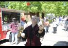 Jugglers, magicians and other roaming performers will return to Greer City Park on April 17 during the International Festival.
