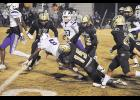 Garrett Dill and the Greer defense were up to the task last Friday, holding Ridge View to one field goal and forcing a second-half turnover that led the Jackets to victory.
