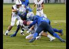 The Rebel defense came alive in the fourth quarter, helping Byrnes secure its third win of the season against New Jersey's Don Bosco Prep.