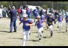 More than 500 kids were in attendance as GBC baseball got underway at Century Park.