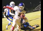 Eastside was unable to stop Travelers Rest in the second half of last Friday's region battle, falling to the Devildogs 21-20
