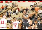 The Greer boys basketball team earned a blowout victory over rival Blue Ridge last week.