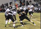 Mario Cusano became Greer's all-time leader in passing yards last Friday at Dooley Field.